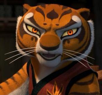 tijgerin, die tigerin