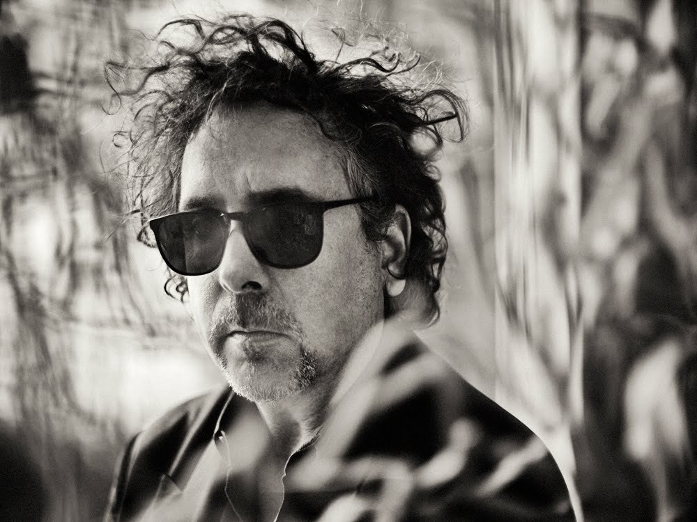 Tim Burton Photographed by Sebastian Kim for Interview Magazine