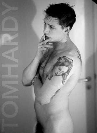 Tom Hardy Nakedness in the Shower...NOT for the Faint Hearted!! - tom-hardy Photo