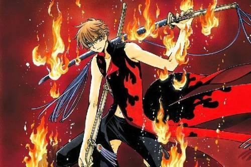 Tsubasa: Reservoir Chronicles wallpaper titled Tsubasa Chromicle