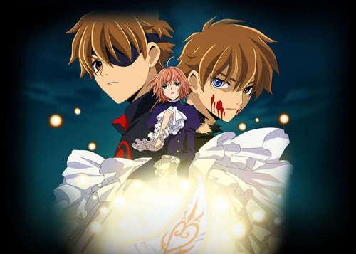 Tsubasa: Reservoir Chronicles karatasi la kupamba ukuta titled Tsubasa Chromicle