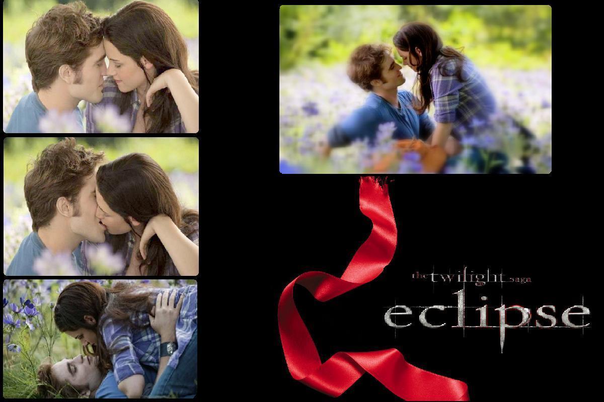 Twilight Saga Eclipse: Edward&Bella