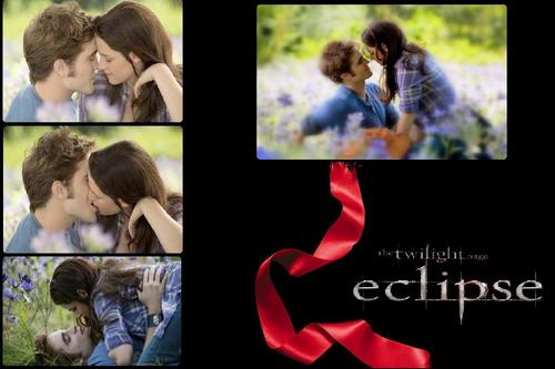 Twilight Saga Eclipse: Edward&Bella