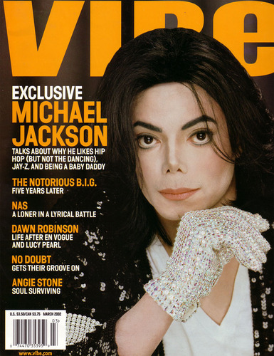 VIBE Magazine original fotos