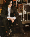 VIBE Magazine original photos - michael-jackson photo