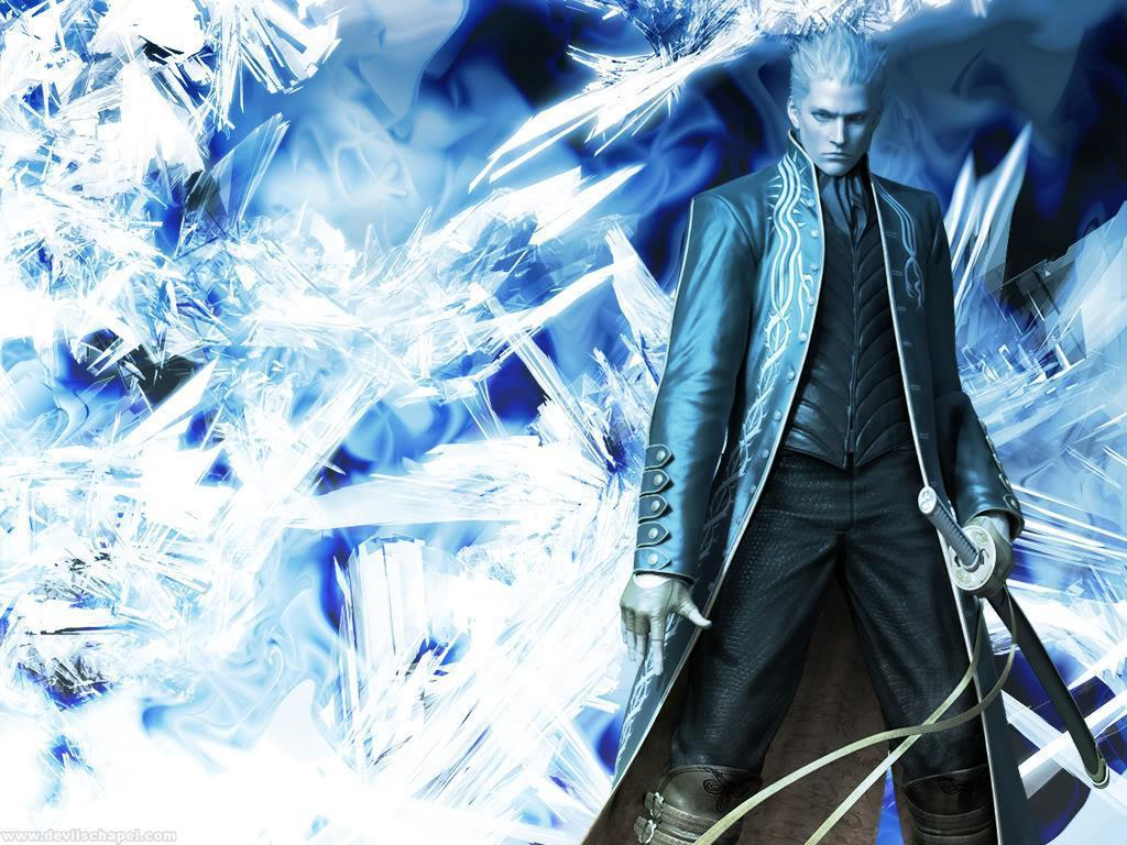 Vergil Devil May Cry 3 Devil May Cry 3 Wallpaper