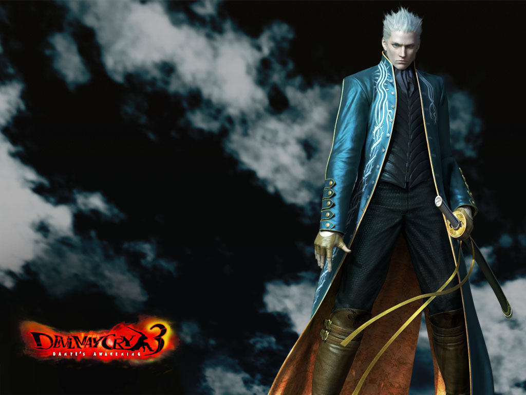 Devil May Cry 3 - Wallpaper Colection