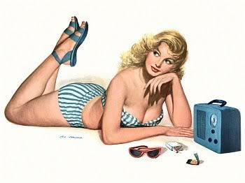 Vintage Pin Up Girls ! - pin-up-girls Photo