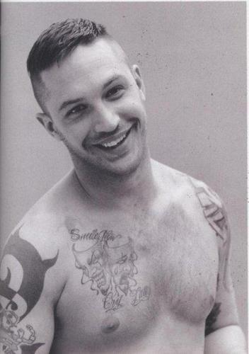 Tom Hardy wallpaper called WHAT A BOD MORE NAKEDNESS!!