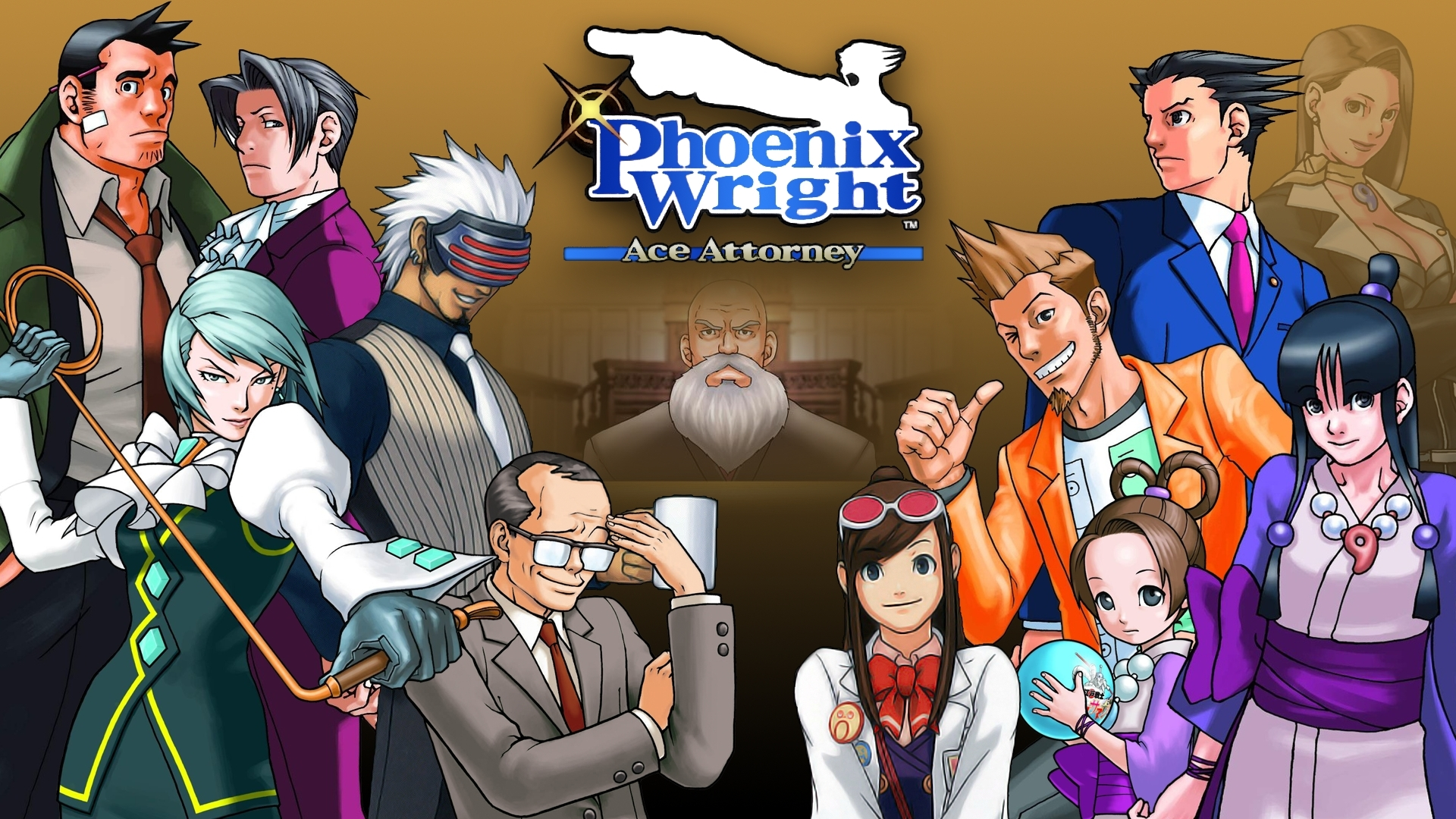 Phoenix Wright Images Wallpaper 2 HD And Background Photos