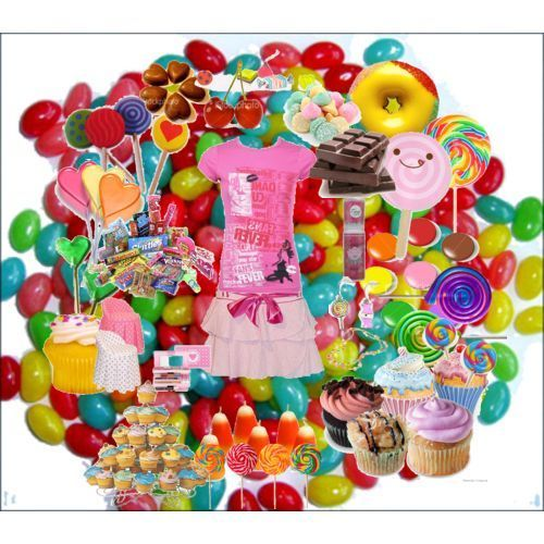 candy and