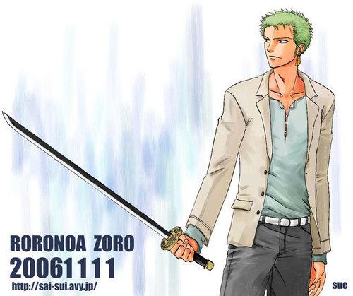 Zoro Robin