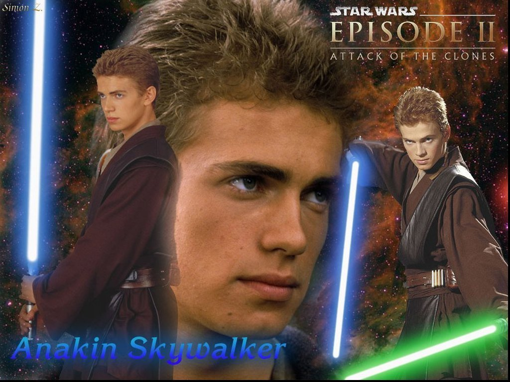 Anakin skywalker anakin skywalker