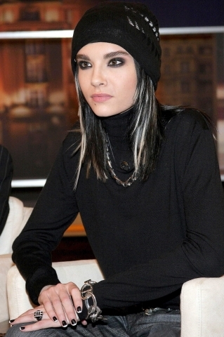 Bill Kaulitz achtergrond entitled bill