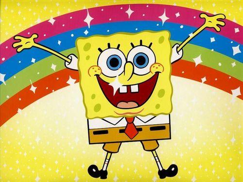 Spongebob Squarepants پیپر وال titled bob