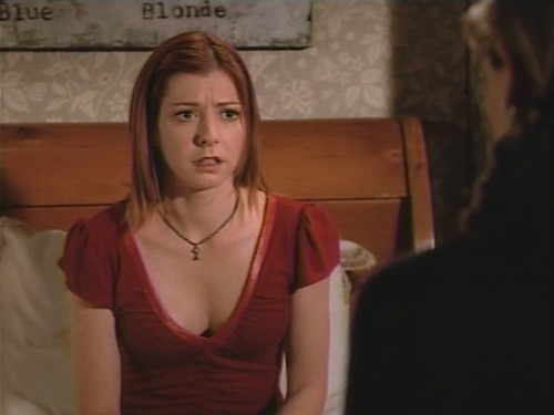buffy - alyson-hannigan Screencap