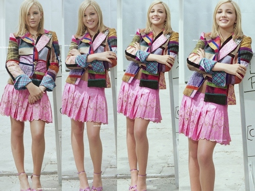 collage - jamie-lynn-spears Wallpaper