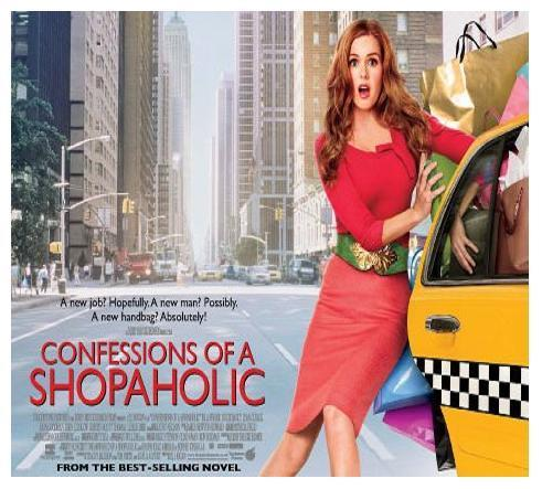 confessions of a shopaholic movies photo