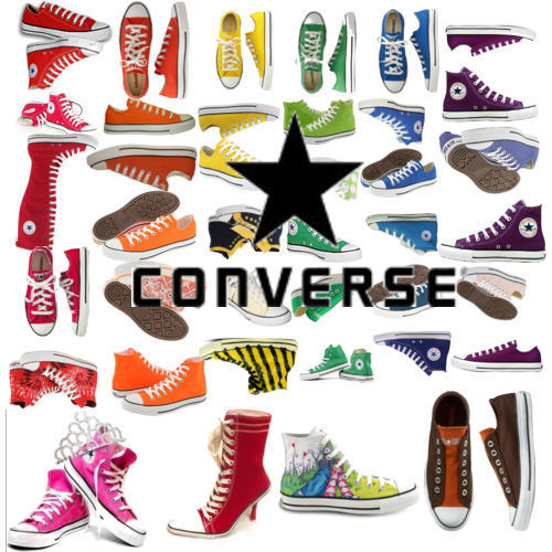 Cool converse sneakers for girls