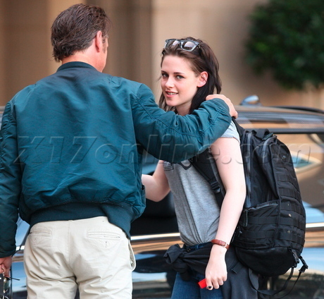 kristen with sean penn