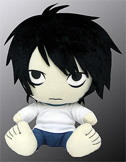 Death Note images l toys wallpaper and background photos ...