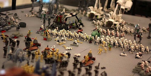 lego bintang wars war