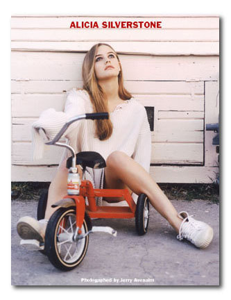 memories - alicia-silverstone Photo