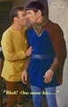 one more kiss - spirk fan art