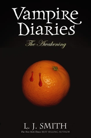 Vampire Diaries Books wallpaper entitled orange book