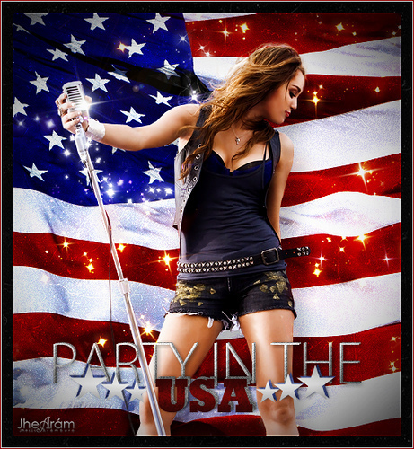 party in the UsA!!!!!!!!