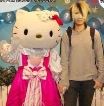 reita and hello kitty