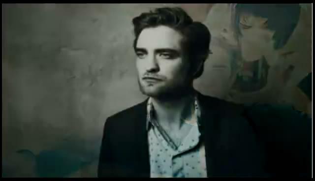 robert pattinson - LQ Screencaps | Details Video