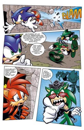 scrouge the hedgehog