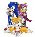 sonic and tails and mina - megaman-and-sonic-the-hedgehog photo