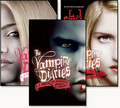 three books - vampire-diaries-books photo