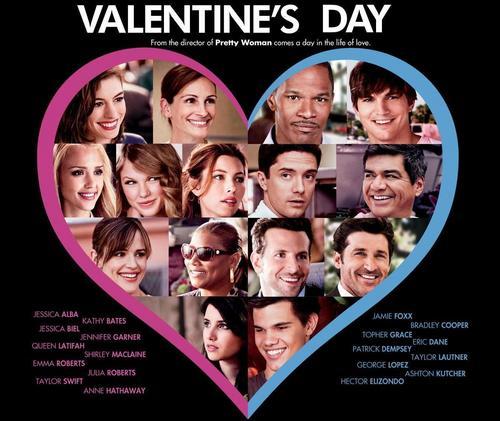 valentine's दिन