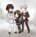 vampire knight (looks kinda weird)