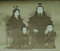 zuko & the family