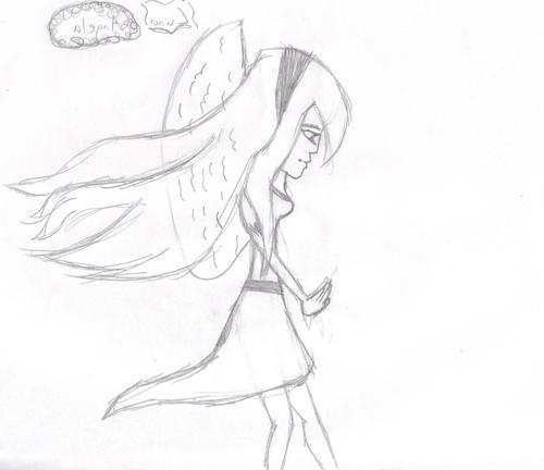 =D Me drew dis 2