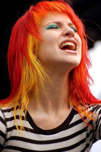 .. Hayley's hair Colors(色)