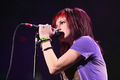 .. Hayley's hair Warna