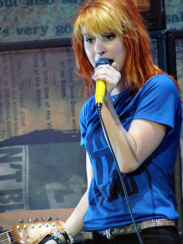 .. Hayley's hair as cores