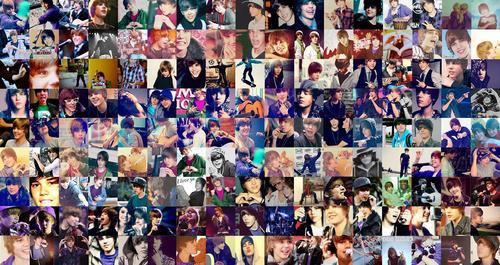 153 ikoni of Justin Bieber