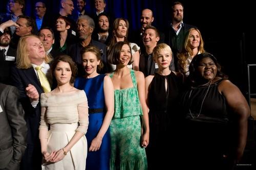 2010: Oscar Nominees Group foto