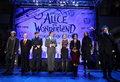 Alice in Wonderland cast at the Alice in Wonderland ultimate fan event