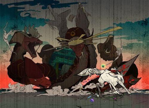 Ammy vs Orochi