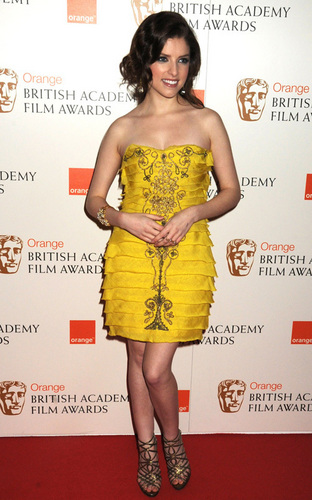 Anna Kendrick BAFTA