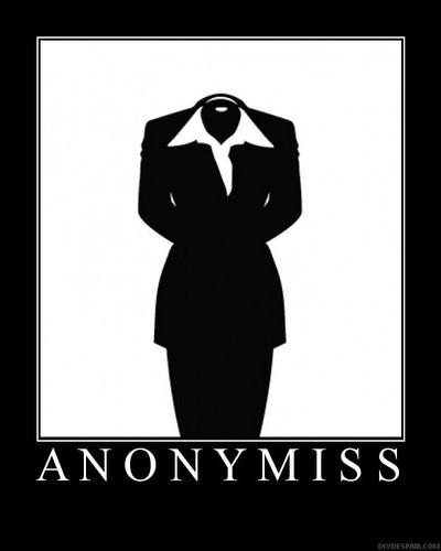 Anonymiss motivational