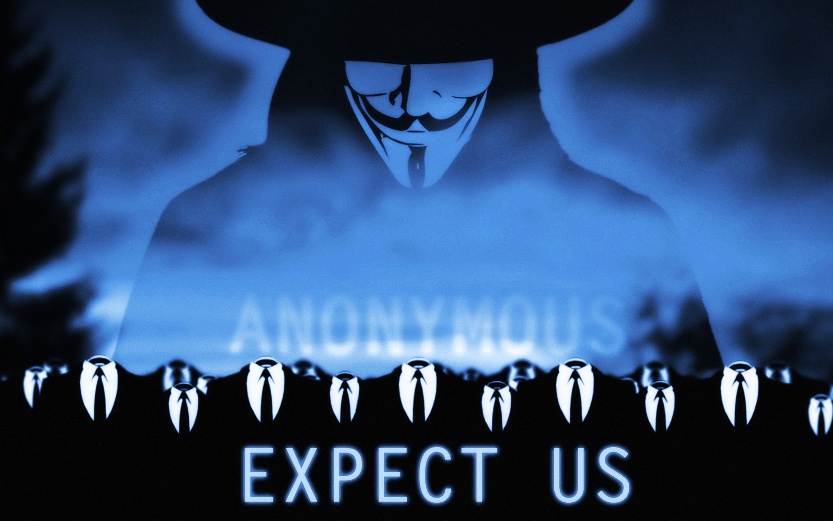 Anonymous Anonymous Expect Us...
