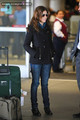 Arriving in LAX after attending the BAFTA's in London [2/23/10] - twilight-series photo